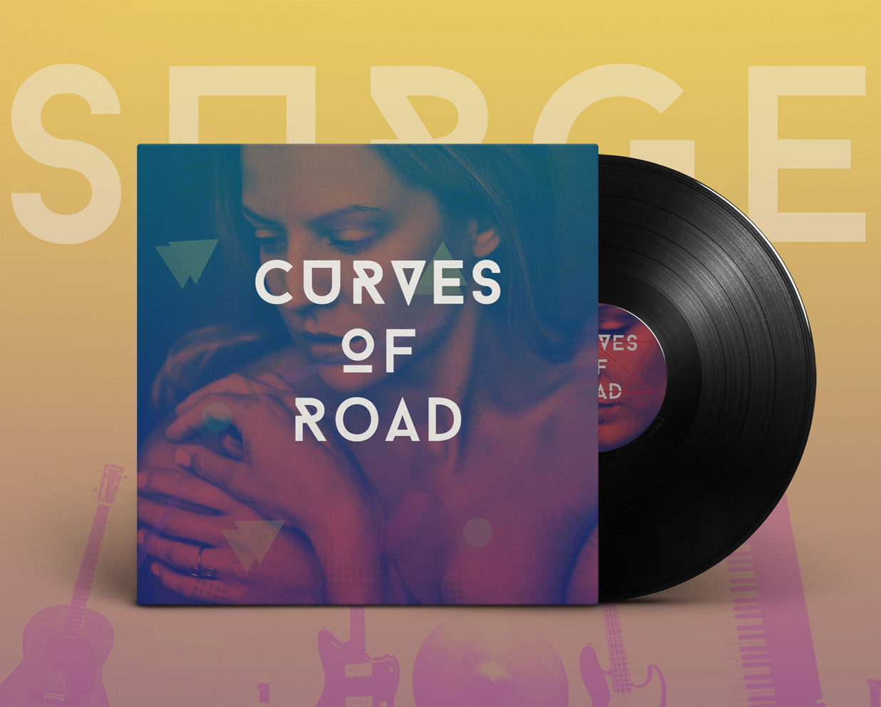 Album-One-Surge CURVES OF ROAD